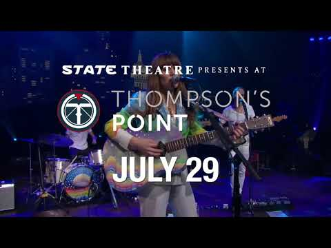 Father John Misty w/ Jenny Lewis - July 29 at Thompson's Point