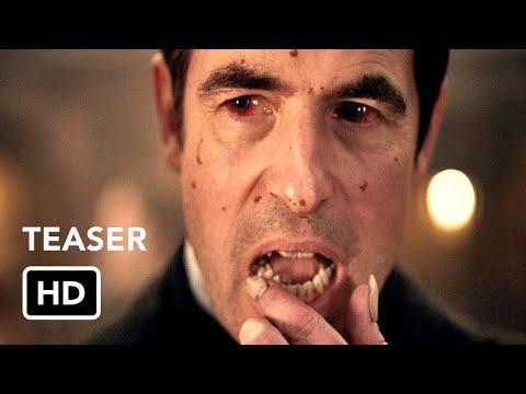 Дракула 2020 мини-сериал Netflix в HD смотреть тизер