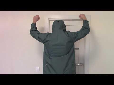 Куртка-дождевик Xiaomi Huami Amazfit Jacket Fleece - защита от дождя и ветра