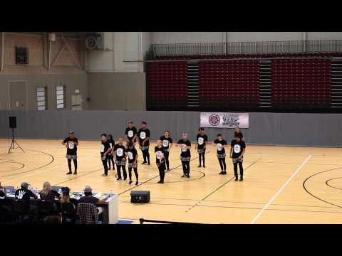 Hip Hop International (Brisbane) - Chief Academy 2015