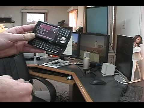 Pandora Radio on Mobile Phone ( wifi ) - Samsung i760