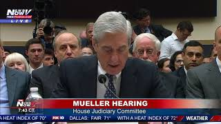 MUELLER HEARING: House Judiciary Committee Part 1