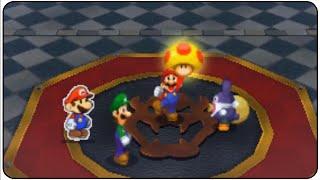 Mario & Luigi Paper Jam Walkthrough Part 46 Nabbit Quest
