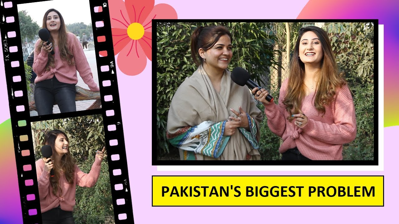 Pakistan's Biggest Problem | Pakistan Ka Sub Se Barda Masla Kya Hai?