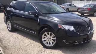 Lincoln MKT Town Car 2011 Videos