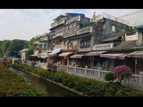 Sungguh Kota yang Menakjubkan di GuangZhou Shi, Guangdong, China
