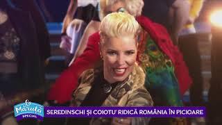 Seredinschi si Coiotu' ridica Romania in picioare