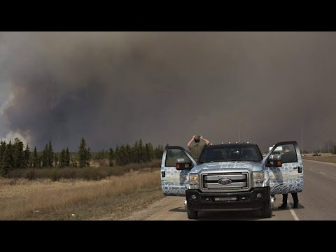 Alberta premier calls conditions 'extreme' as wildfire grows