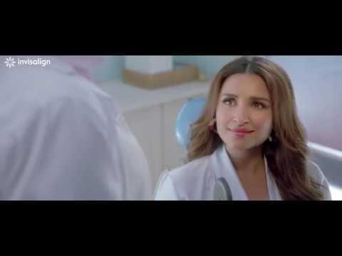 Invisalign -The clear alternative to braces, says Parineeti Chopra. Invisalign treatment in India