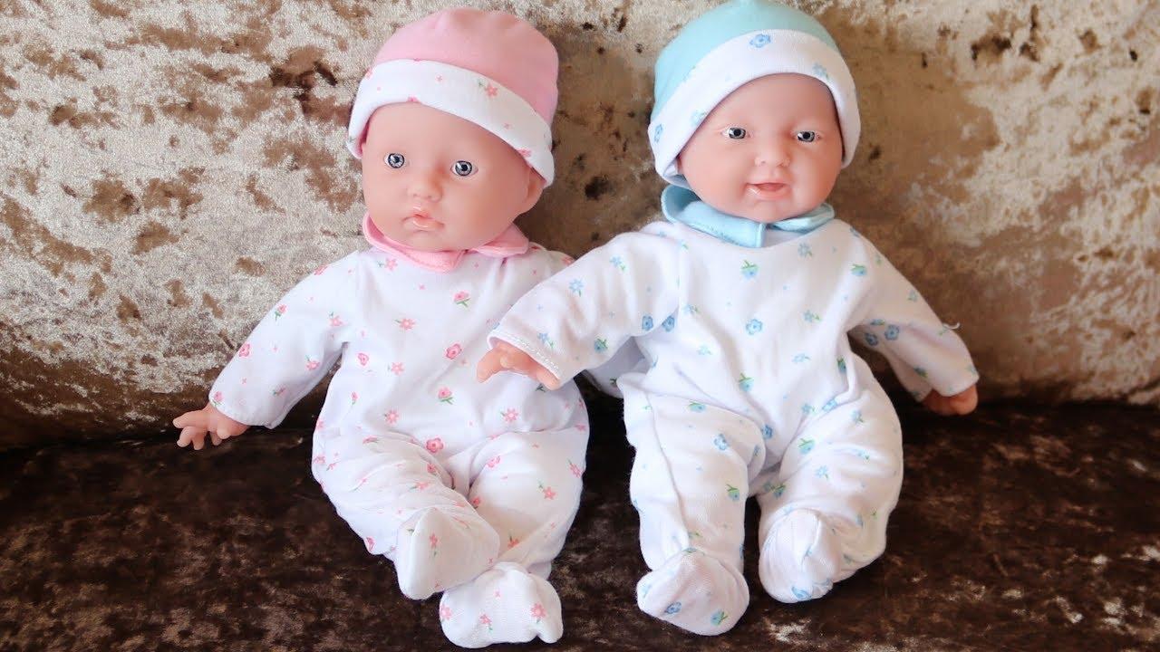 Baby Dolls & Stroller La Baby Doll Boy & Baby Girl Baby ...