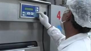 video ASEP DANUBE(барьерная стиральная машина ASEP DANUBE Франция., 2013-04-17T17:49:53.000Z)