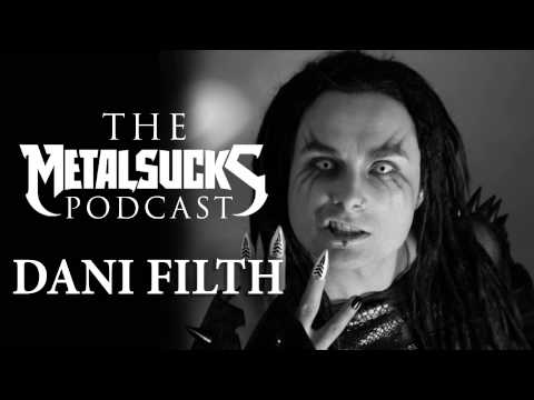 DANI FILTH on the MetalSucks Podcast #106