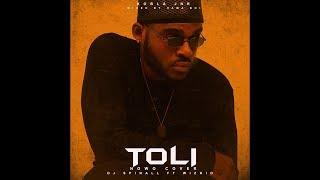 Kobla Jnr - TOLI ( DjSpinall x Wizkid Nowo Cover ) Mixed by Harma Boi