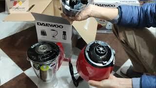 Máy xay sinh tố Daewoo Hàn Quốc chính hãng phân phối bởi #sanhangre Việt Nam 🇻🇳