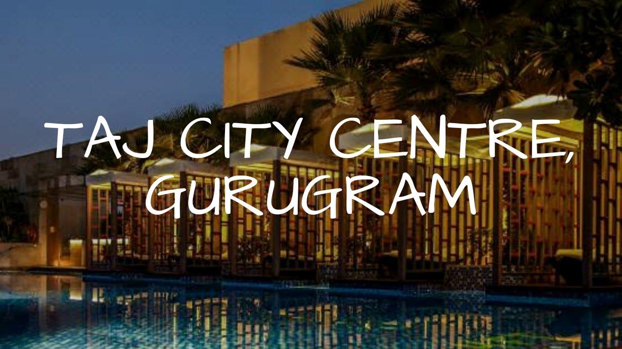 A Day At Taj Hotel Gurugram | Gurugram Night Life | Exploring With Future & Karan