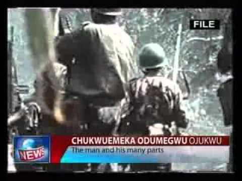 Ojukwu Buried