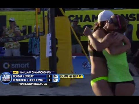 AVP - The 2013 Smart AVP Championships At Huntington Beach - Sizzle Reel