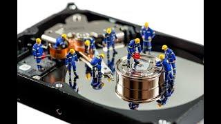 Соревнование мастеров по восстановлению и ремонту жестких дисков. Новая рубрика