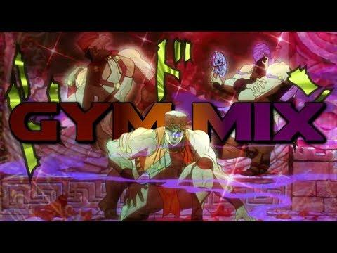 "AZTEC GODS OF FITNESS MIX   32min ""ELECTRO GYM MIX"""