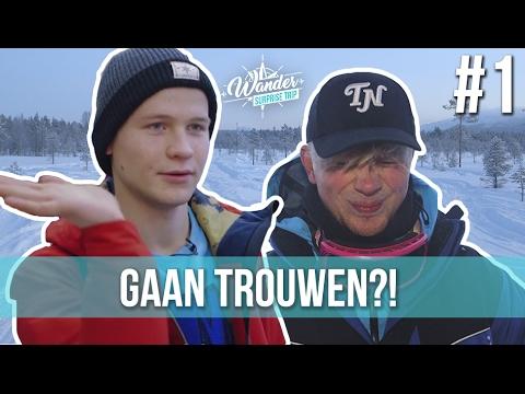 Gaan trouwen!? | Kelvin & Joost #1 – Wander Lapland