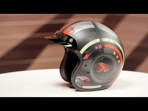 HJC IS-5 Poe Dameron Helmet Review
