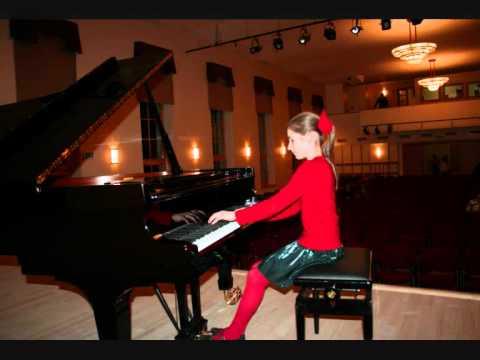 Rachmaninov - Etude-tableaux op.39 No.5 - Aurelia Shimkus (audio only)