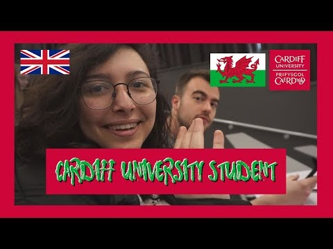 DAY IN THE LIFE: CARDIFF UNIVERSITY STUDENT