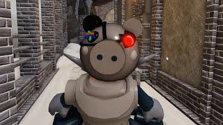 ROBLOX PIGGY 2 ROBOT SPIDELLA JUMPSCARE - Roblox Piggy Book 2 rp
