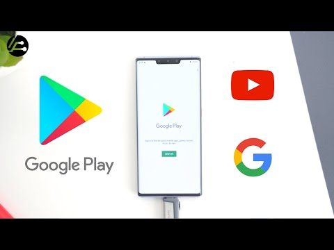 Huawei Mate 30 Pro Google Playstore & GMS Install, It Works! 💯