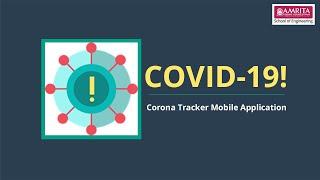 Amrita's COVID-19!  Tracker App