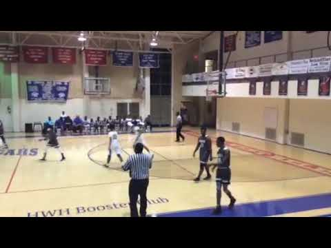 Marvell high school vs quest third quarter