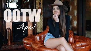 OOTW: April | Casual Spring Outfit Ideas!