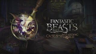 Фантастические твари: следствие ведут маги - FIRST PLAY (ПЕРВЫЙ ВЗГЛЯД/ОБЗОР) (iOS Gameplay)