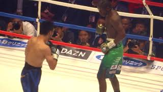 20171022 村田諒太vsアッサン・エンダム WBA世界ミドル級 4R 村田諒太 検索動画 30