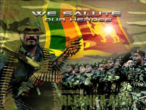 '' Api wenuwen Api '' - Sri Lankan Army song