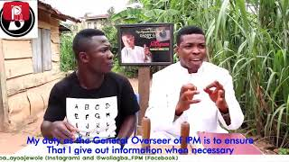 FUNNY ADVERTS BY WOLI AGBA VOL 1