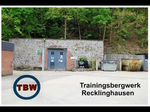 das  Trainingsbergwerk Recklinghausen