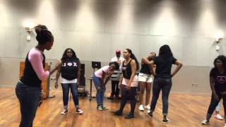 Omega Phi Chi - MGC Open House - Fall 2015