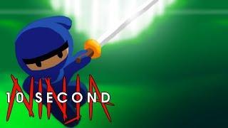 10 Second Ninja (PC) - Gameplay/First Impressions!