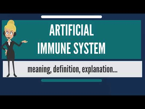 What is ARTIFICIAL IMMUNE SYSTEM? What does ARTIFICIAL IMMUNE SYSTEM mean?