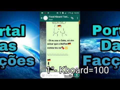 Top 3 Melhores App Para Floodar - Portal Das Facções