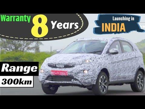 Tata Nexon Electric Car Launch In India 2019 | Full Review