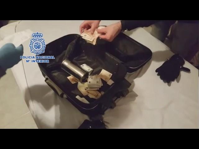 La Policía Nacional libera a una mujer víctima de trata con fines de explotación sexual