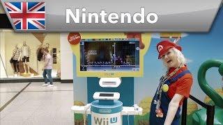 Nintendo UK Summer Tour 2015 (Wii U & Nintendo 3DS)