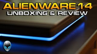 """THE ALIENS HAVE RETURNED!"" - Alienware 14 Unboxing & Gameplay (HD)"