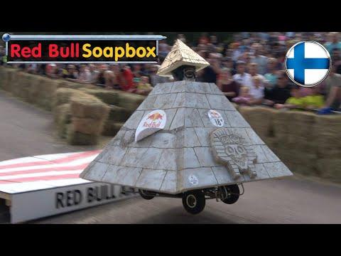 Best Of Red Bull Soapbox Race Finland