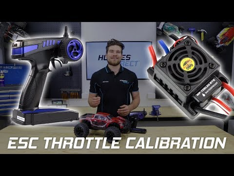 How to: Calibrating a Brushless ESC in your RC Car