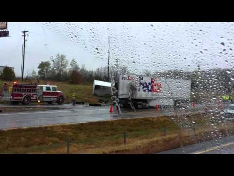 Serious Crash In Missouri On Interstate