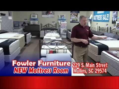 Fowler Furniture Matress 6 18 15