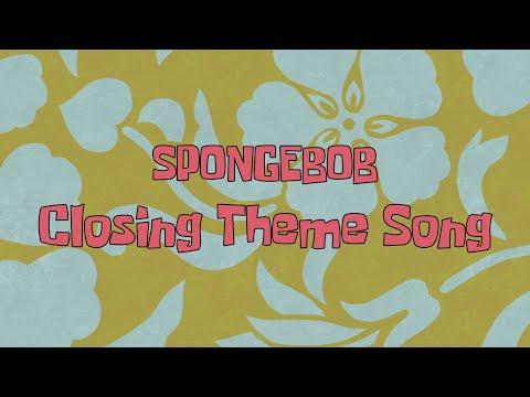 SpongeBob: Closing Theme Song